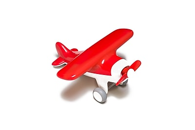 Kid O Products® Air Plane, Cherry Red