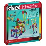 K'NEX® Intro To Simple Machines: Gears Activity Kit, Grades 3 - 5