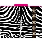 Barker Creek® File Folder, Zebra