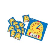 Learning Resources® Write - On/Wipe - Off Clock Classroom Set, Grades Preschool - 9
