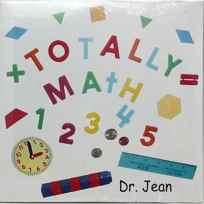 Dr. Jean Feldman CDs, Totally Math