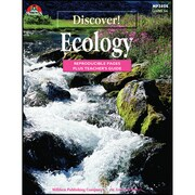 "Milliken Publishing Company® ""Discover: Ecology"" Reproducible Book, Grades 4 - 6"