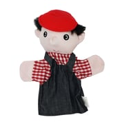 Get Ready Kids® Caucasian Machine Washable Farmer Puppet