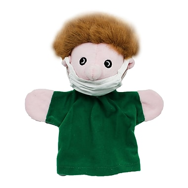 Get Ready Kids® Caucasian Machine Washable Surgeon Puppet