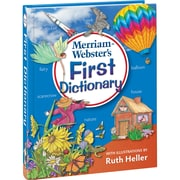 "Merriam-Webster® ""First Dictionary"" Book, Reference Books"