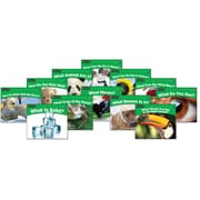 Newmark Learning™ Rising Readers Levelled Science Book Set, Grades PreK - 1