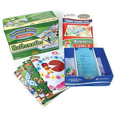 New Path Learning® Mastering Math Skills Games Classpack, Grade 2 (NP-232001)