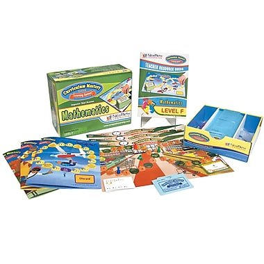 New Path Learning® Mastering Math Skills Games Classpack, Grade 6 (NP-236001)
