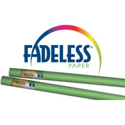 "Pacon® Fadeless® 48"" x 50' Ultra Fade-Resistant Bulletin Board Paper, Nile Green"