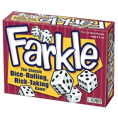 Patch Products Farkle Game, Grade 2 - 8 (PAT6910)