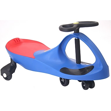 Plasmart Plasmacar Ride-On Toy, Blue (PS-185970000301)