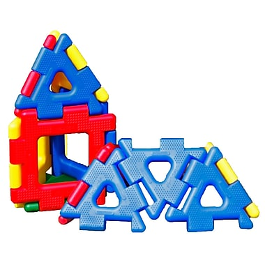 Giant Polydron® 40-Piece Construction Set (PY-707000)