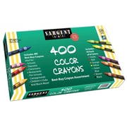 Sargent Art® Best Buy 400 Assortment Standard Crayons