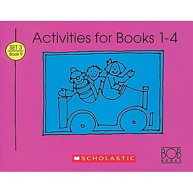 Scholastic Teaching Resources Bob Books Word Family Set, Language Arts/Reading (SB-0439845092)