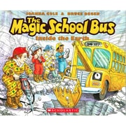 "Scholastic® ""The Magic School Bus® Inside the Earth"" Book"
