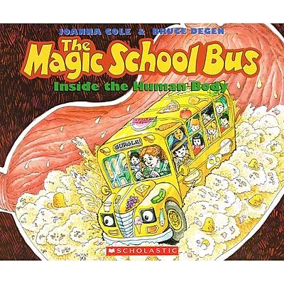 Scholastic Magic School Bus Books, The Magic School Bus Inside the Human Body
