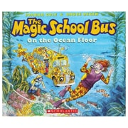 Scholastic Magic School Bus Books, The Magic School Bus on the Ocean Floor