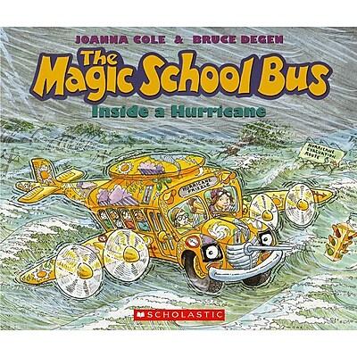 Scholastic Magic School Bus Books, The Magic School Bus in a Hurricane