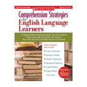 "Scholastic® ""Comprehension Strategies For English Language Learners"" Book, Language Arts/Reading"