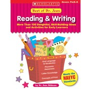 Scholastic® Best of Dr. Jean: Reading & Writing Professional Book, Grades PreK - K