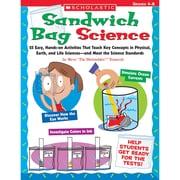 Scholastic® Sandwich Bag Science Activity Book, Grades 4 - 8