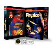"""ScienceWiz™ """"Physics"""" Science Activities Book With Materials, Grades 2 - 7"""