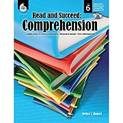 """Shell Education """"Read and Succeed: Comprehension"""" Level 6 Book, Language Arts/Reading"""