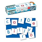 Smethport® Alphabet Letters Card Set, Letter Recognition