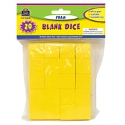 Teacher Created Resources Foam Blank Dice, Grade K-4 (TCR20606)
