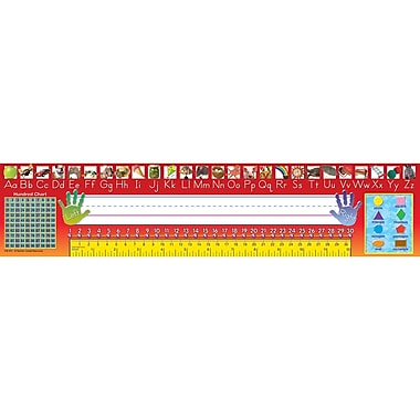 Teacher Created Resources Traditional Printing Jumbo Name Plates, 4