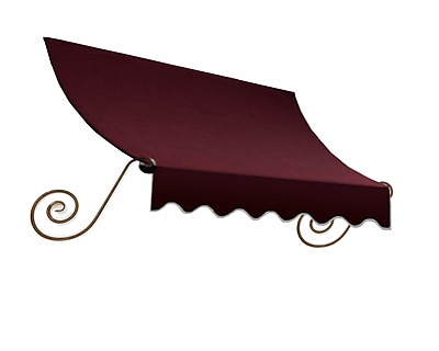 Awntech® 8' Charleston® Window/Entry Awning, 24
