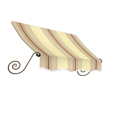 Awntech® 4' Charleston® Window/Entry Awning, 31