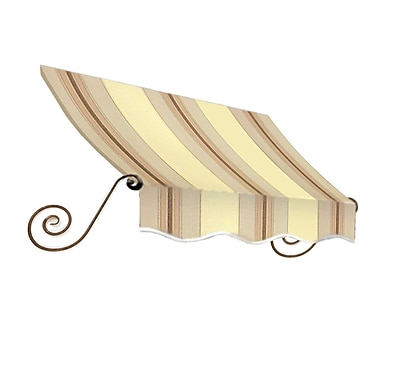 Awntech® 3' Charleston® Window/Entry Awning, 44