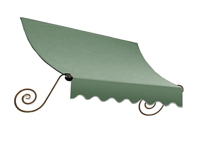 Awntech® 16' Charleston® Window/Entry Awning, 44