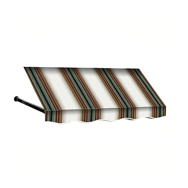 Awntech® 20' Dallas Retro® Window/Entry Awning, 24