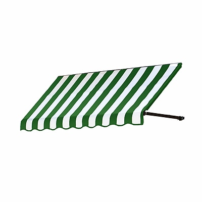 Awntech® 4' Dallas Retro® Window/Entry Awning, 44