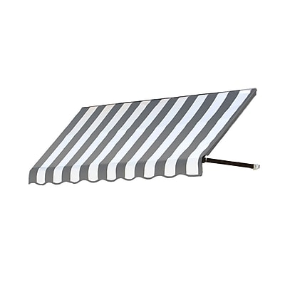 Awntech® 12' Dallas Retro® Window/Entry Awning, 16
