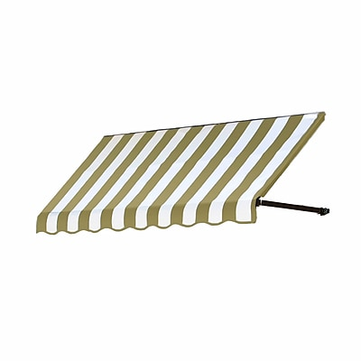 Awntech® 16' Dallas Retro® Window/Entry Awning, 24