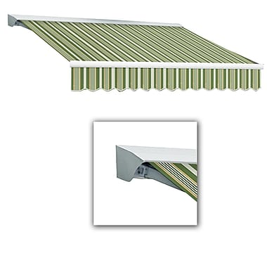 Awntech® Destin® LX Left Motor Retractable Awning, 14' x 10' 2