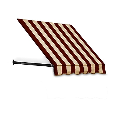 Awntech® 8' Dallas Retro® Window/Entry Awning, 24