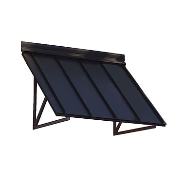 Awntech® 3' Houstonian® Metal Standing Seam Awnings, 24
