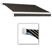 Awntech® Key West Left Motor Retractable Awnings, 20' x 10'