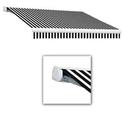 Awntech® Key West Left Motorized Retractable Awnings, 8' x 7'
