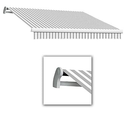 Awntech® Maui® LX Left Motor Retractable Awning, 18' x 10' 2