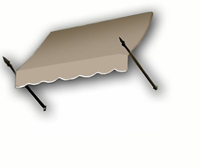 Awntech® 3.5' New Orleans® Spear Arm Awning, 44