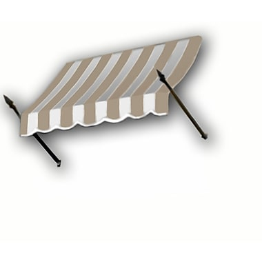 Awntech® 5' New Orleans® Spear Arm Awning, 44