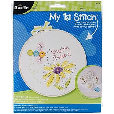Bucilla® My 1st Stitch You're Sweet 6