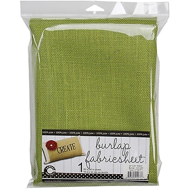 Canvas Corp™ Packaged Fabric Sheet, 30