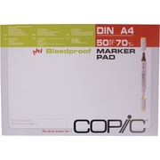 """Copic Marker® 8.25"""" x 11.69"""" A4 Alcohol Marker Pad"""