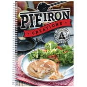 """CQ Products """"Pie Iron Creations: Delicious Fireside Cooking"""" Cook Book"""